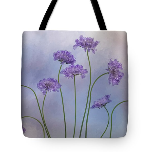 Tote Bag featuring the photograph Pincushion #3 by Rebecca Cozart