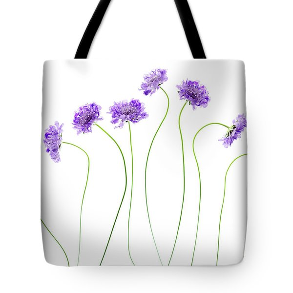Tote Bag featuring the photograph Pincushion #4 by Rebecca Cozart