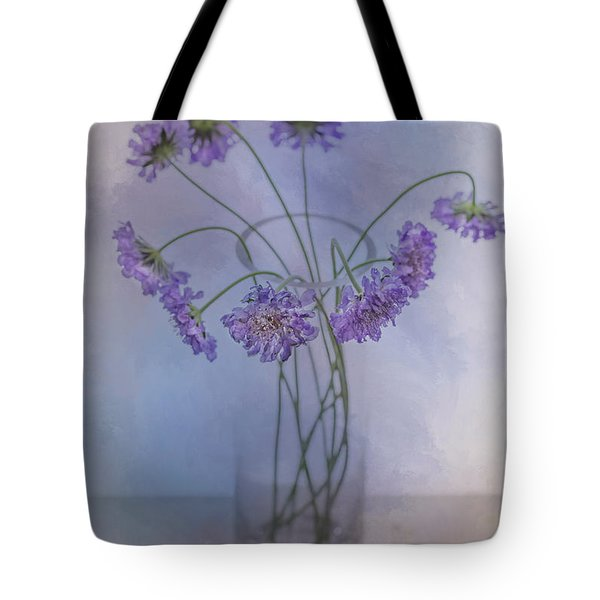 Tote Bag featuring the photograph Pincushion #5 by Rebecca Cozart