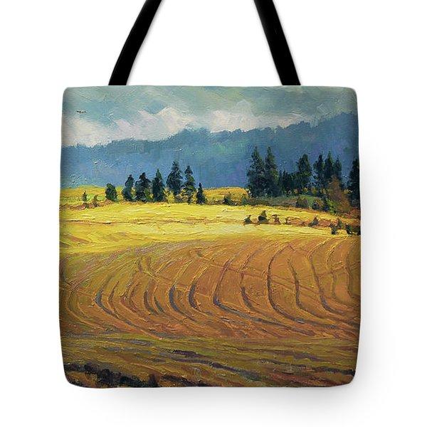 Pine Grove Tote Bag