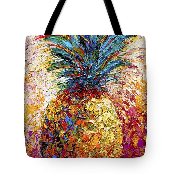 Pineapple Expression Tote Bag