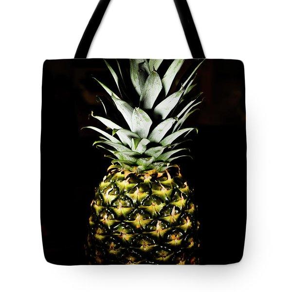Pineapple In Shine Tote Bag
