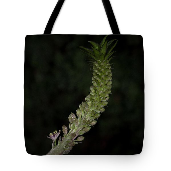 Pineapple Lily Tote Bag