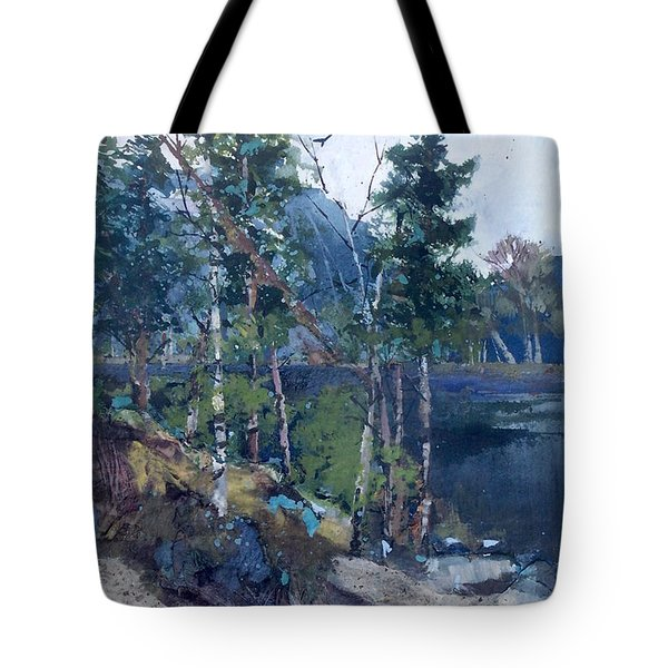 Pinelake  Tote Bag
