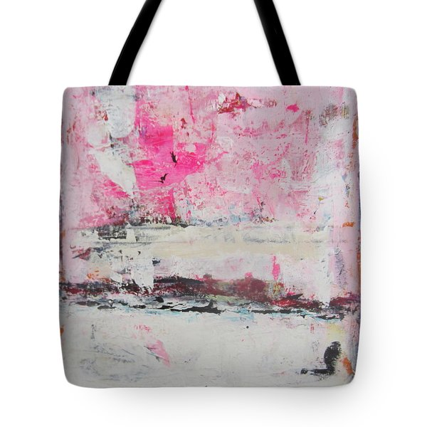 Pink About It 5 Tote Bag