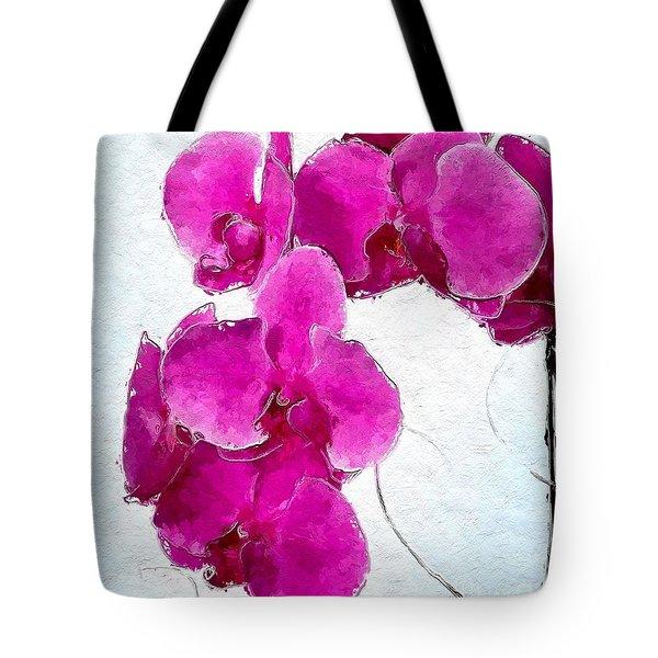 Pink Appeal Tote Bag