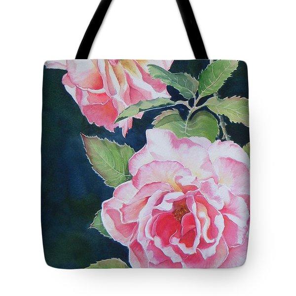 Pink Beauties  Sold  Original Tote Bag