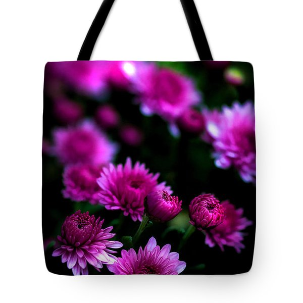 Pink Beauty Tote Bag by Cherie Duran