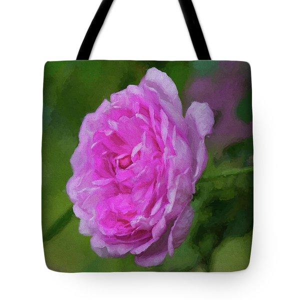 Pink Beauty In Bloom Tote Bag