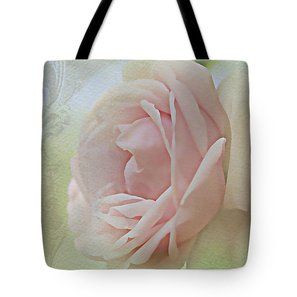 Pink Bliss Tote Bag