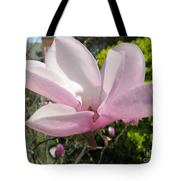 Pink Blossom 1 Tote Bag