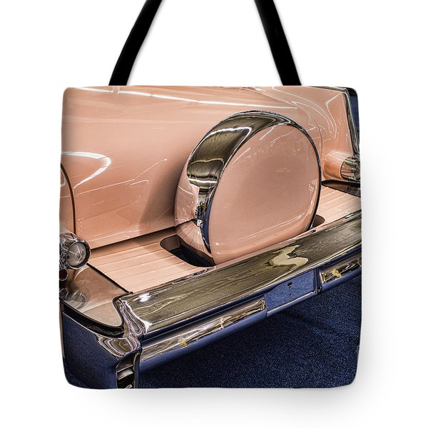 Pink Caddy Tote Bag