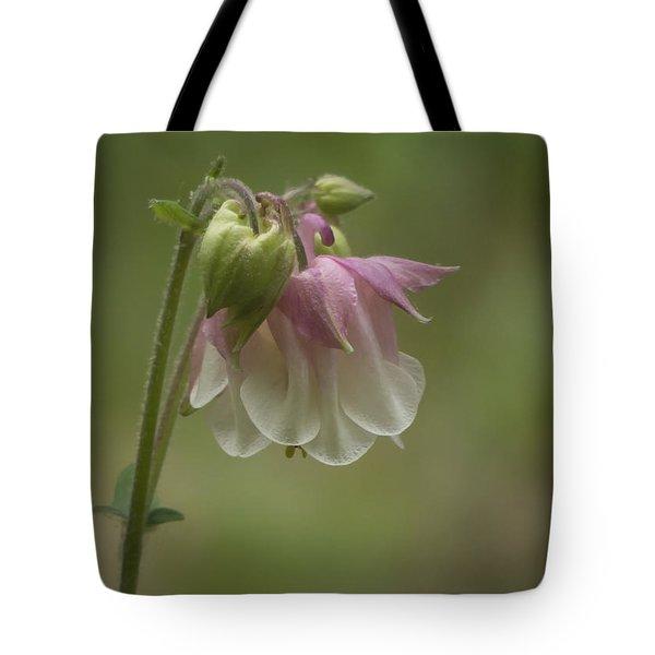 Pink Columbine 2015 Tote Bag