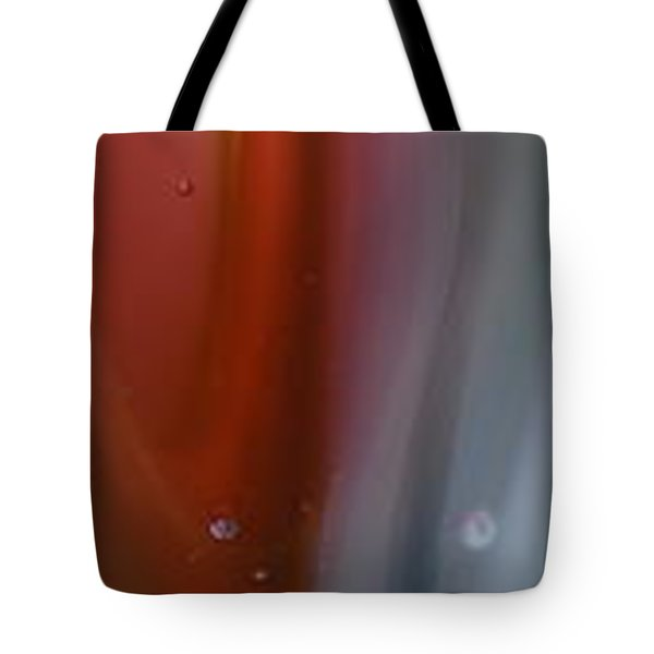 Pink Depths Tote Bag