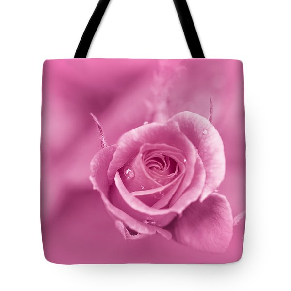 Pink Dream Tote Bag by Charuhas Images