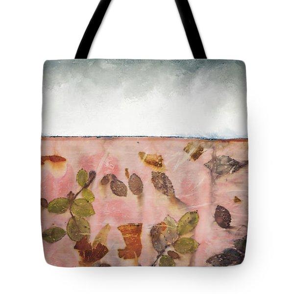 Pink Earth Tote Bag