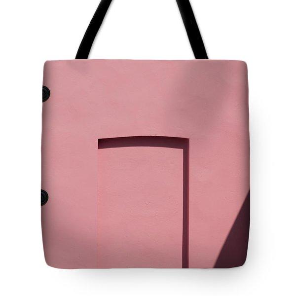 Pink Emoji Tote Bag