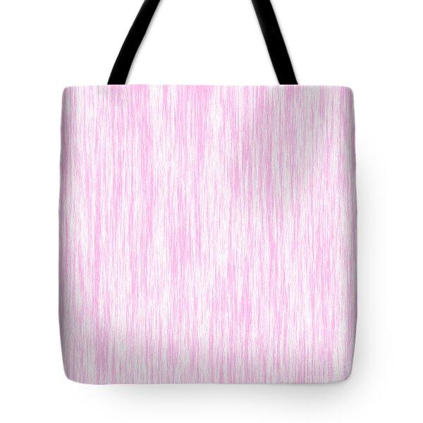 Pink Fiber Tote Bag