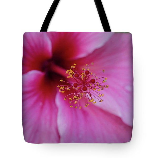 Pink Flower II Tote Bag