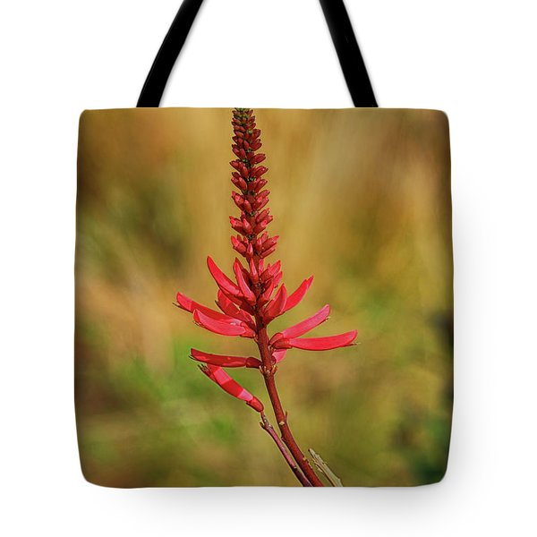 Tote Bag featuring the photograph Pink Glory by Deborah Benoit