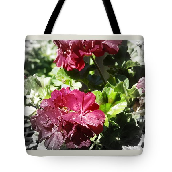 Pink Glory Tote Bag