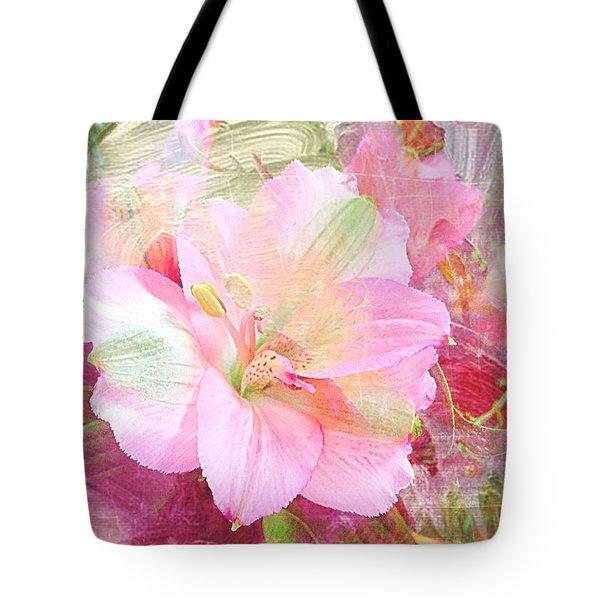Pink Heaven Tote Bag