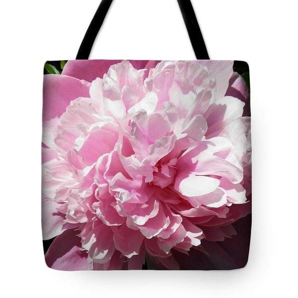 Pink In Bloom Tote Bag