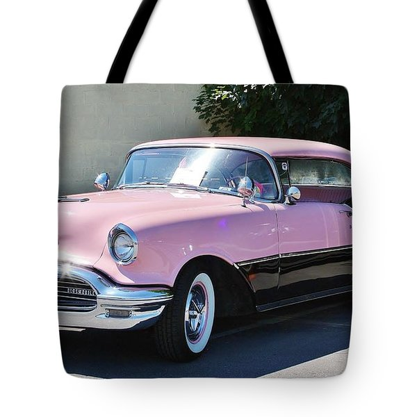 Pink Is A Color Tote Bag