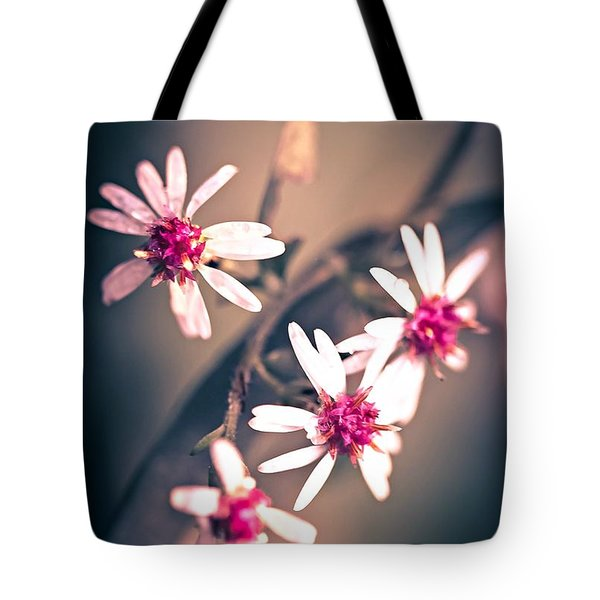 Tote Bag featuring the photograph Pink by Michaela Preston