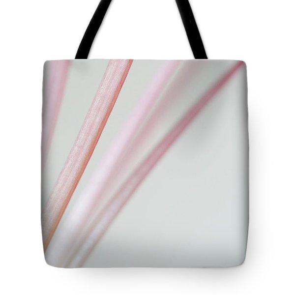 Pink Minimallism Tote Bag