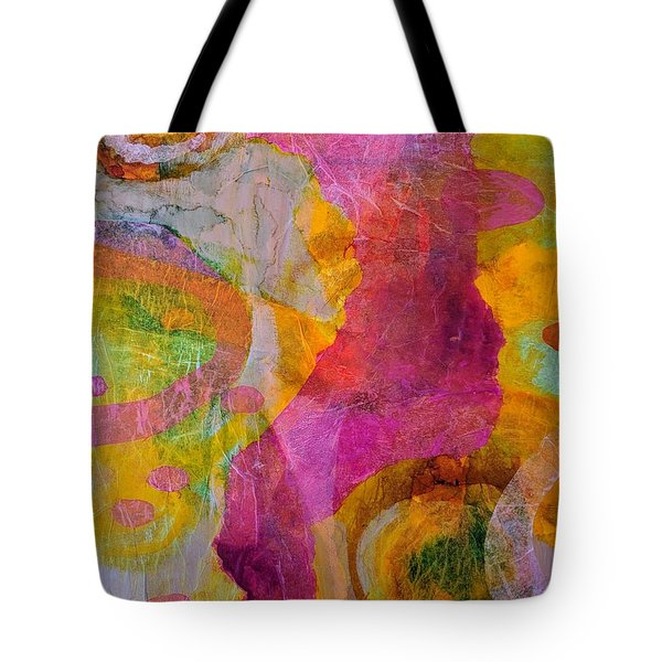 Pink Passion Tote Bag