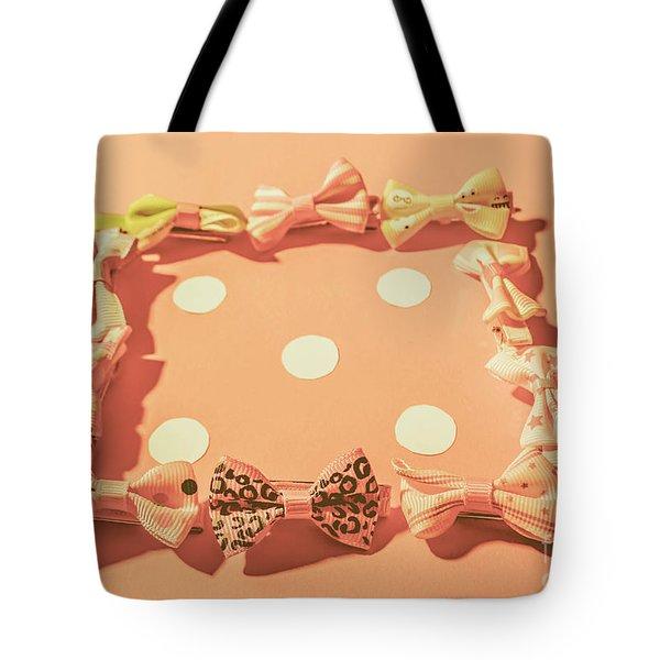 Pink Pastel Fashion Celebration Tote Bag