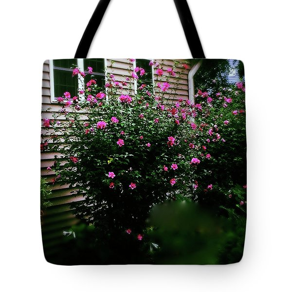 Pink Pizzazz Tote Bag