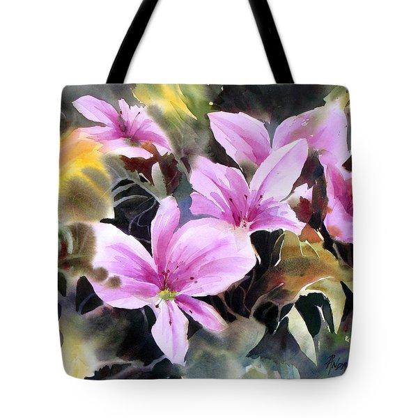 Pink Prize Tote Bag
