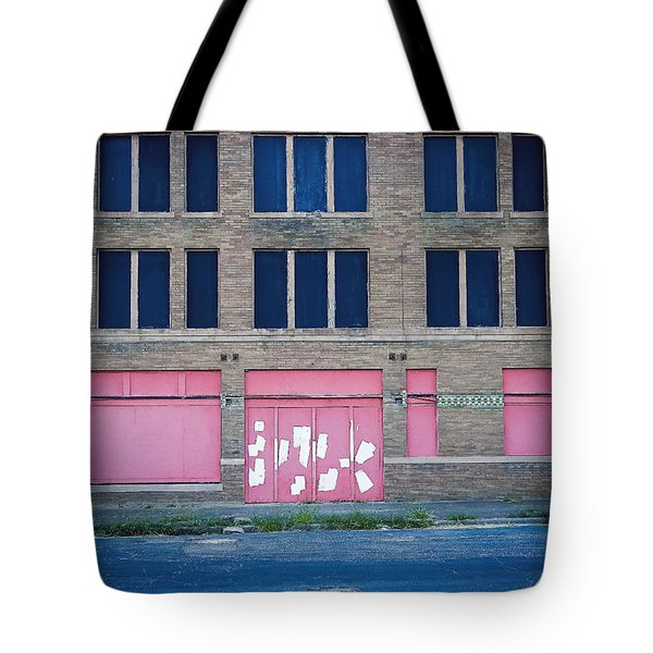 Tote Bag featuring the photograph Pink Promises by Trish Mistric