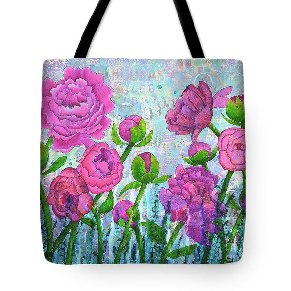 Pink Punch Tote Bag
