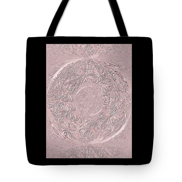Pink Ring. Special Tote Bag by Oksana Semenchenko