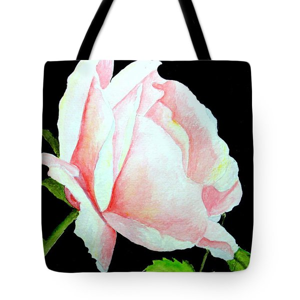 Pink Rose #2 Tote Bag