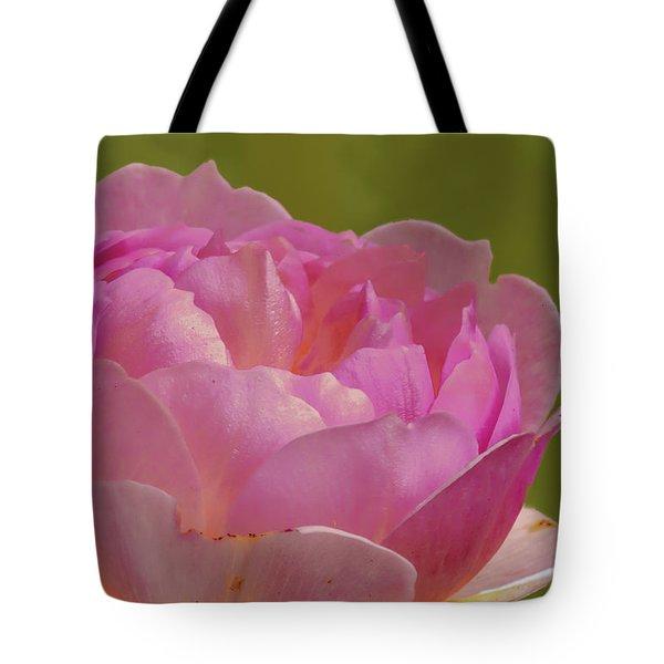 Pink Rose #d3 Tote Bag