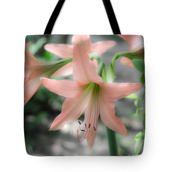 Pink Softness Tote Bag