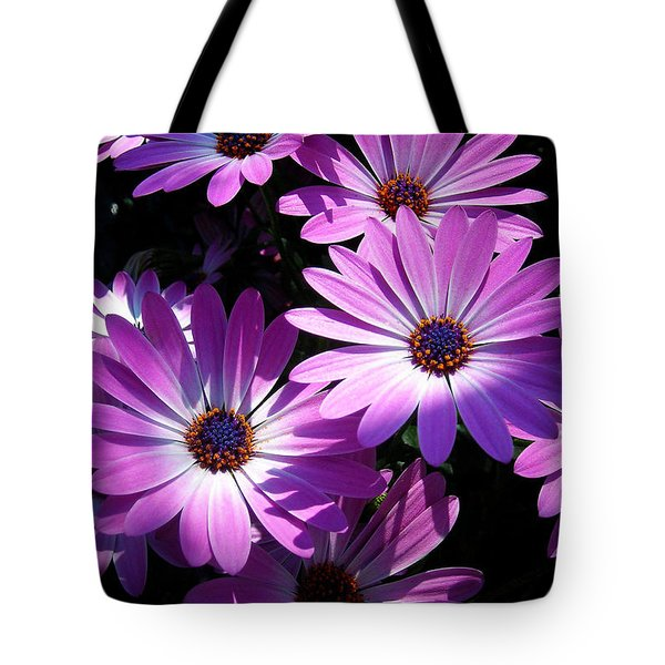 Pink Summer Tote Bag