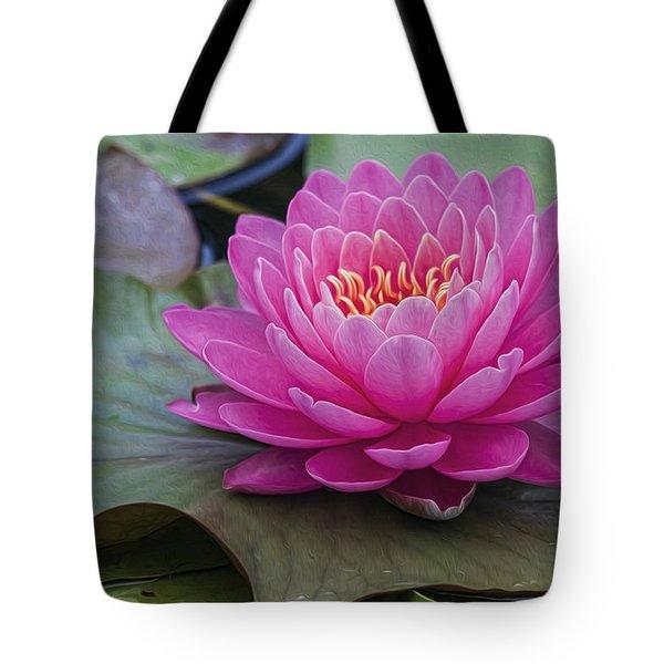 Pink Surprise Tote Bag
