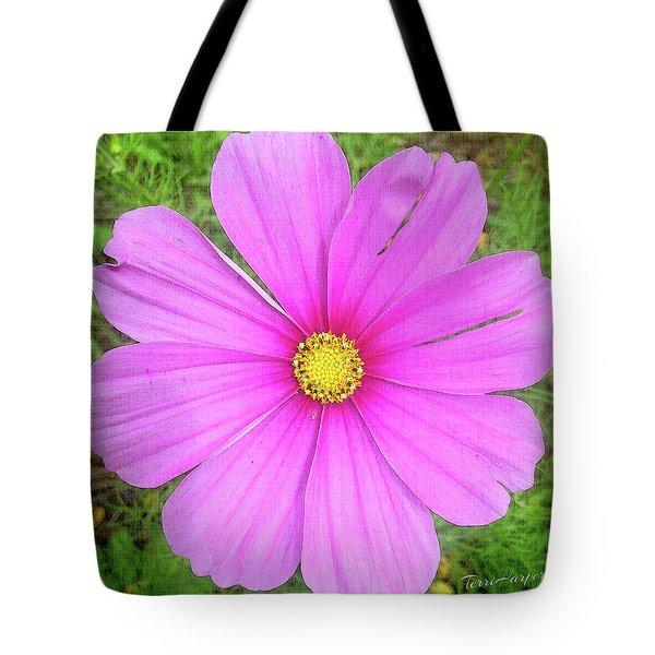 Pink Tote Bag