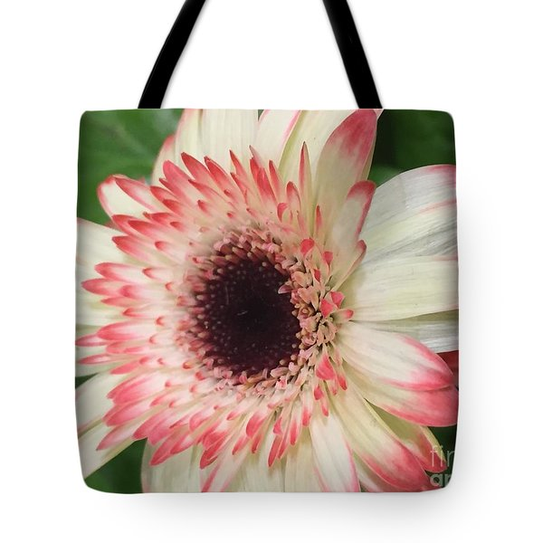 Pink Tips Tote Bag