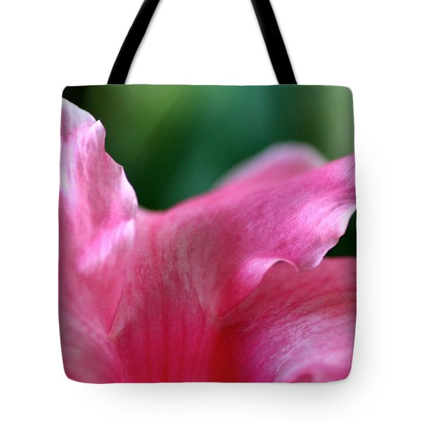 Pink To Light  Tote Bag by Cathy Dee Janes