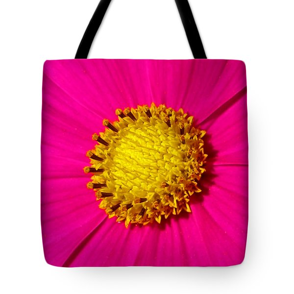 Tote Bag featuring the photograph Pink Wildflower 008 by George Bostian