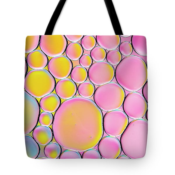 Tote Bag featuring the photograph Pinkalicious by Tim Gainey