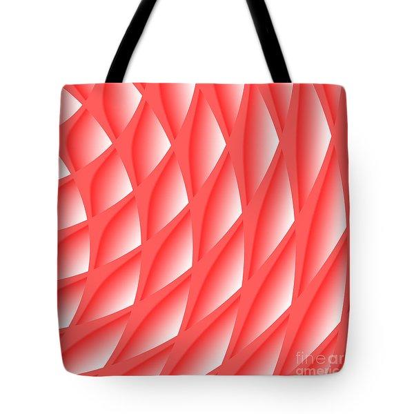 Pinked Tote Bag