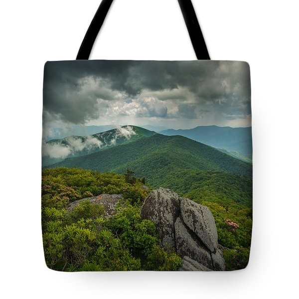 Tote Bag featuring the photograph Pinnacle by Joye Ardyn Durham