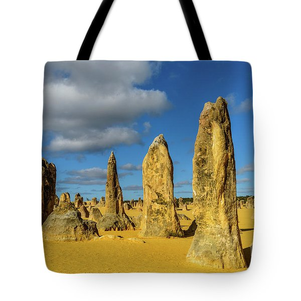 Pinnacles 6 Tote Bag